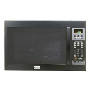 Save Kenmore Elite Black Convection Microwave 67909