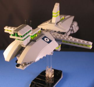 Lego® Star Wars Custom Mini Separatist Cruiser Starship