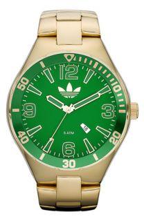 adidas Originals Melbourne Round Dial Bracelet Watch