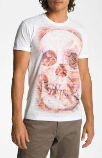 Bowery Aztec Skull T Shirt