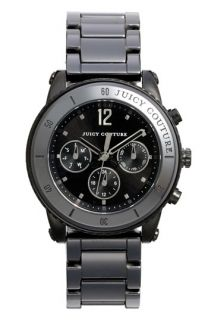 Juicy Couture Pedigree Ceramic Bracelet Watch