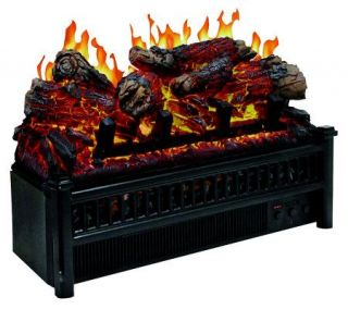World Marketing Kozy World Electric Log Set with Heater —
