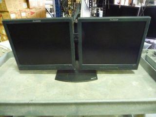 Dual Planar PL1910M 19 TFT Active Matrix LCD Flat Panel Monitor