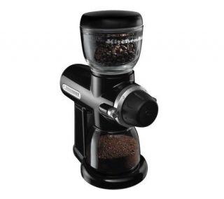 KitchenAid Pro Burr Coffee Mill —