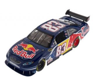Brian Vickers 2008 #83 Red Bull 124 Scale Car —