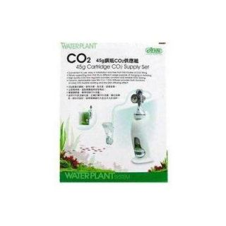 Ista Water Plant System 45g Cartridge CO2 Supply Set
