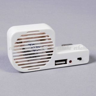 Nintendo Wii Console USB Port Cooling Fan Cooler E303