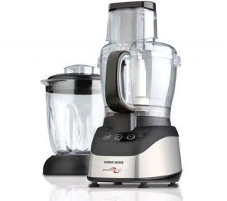Black & Decker FP2620S PowerPro 10 Cup Food Processor   Silver