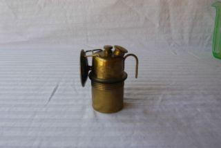 Maple City Carbide Lamp Coal Mining Gold Mine Light for Miners