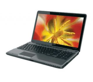 Toshiba 15.6 Notebook 6GB RAM, 750GB HD, 4 USBPorts —