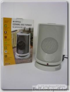 New Comfort Zone Electric Space Heater Portable Furnace