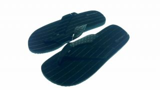 Cobian Wall Street Mens Flip Flops Sandals Shoes 13 Medium M Black