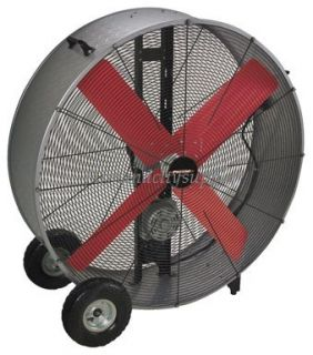 Protemp PT 42 BDF Portable Industrial Warehouse Drum Fan Air