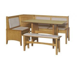 40 Bench for Nook Set   Cherry Finish —