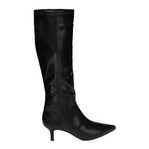 Westies Coco Beautiful Tall Black Fashion Boots