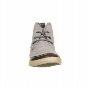 Converse by John Varvatos Sprint Mid Grey Suede Boots