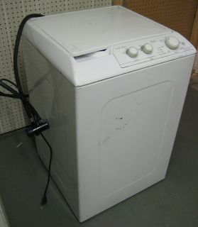 Free Non Working Apartment Sized Front Load Washing Machine ...