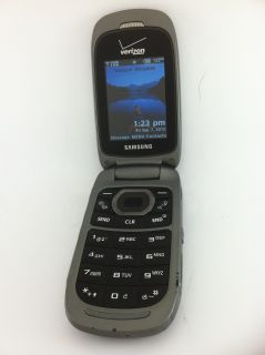 Samsung Convoy 2 SCH U660 (Verizon) Flip Phone 3.2 MP Camera