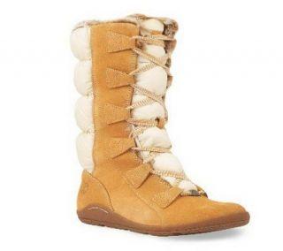 Timberland Womens Parkin Lace Boots —