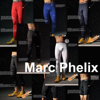 Sports Compression Long Pants Shorts Underwear Skin Golf Baselayer