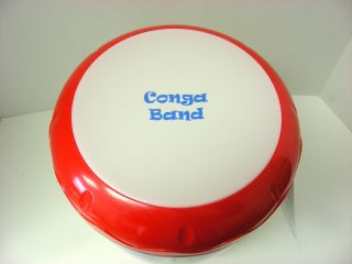 Halilit Conga Band Drum Set and Instruments CD 18M MS830