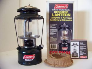 Coleman Deluxe Single Mantle Kerosene Lantern
