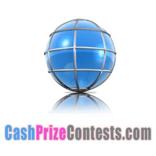 Cash Prize CONTESTS com Web Domain Name $590 Appraisal 1 250 Monthly