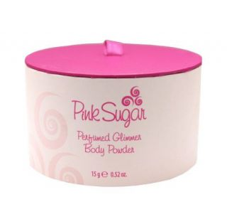 Pink Sugar Shimmering Body Powder —