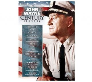 The John Wayne Century Collection   DVD (Widescreen) —