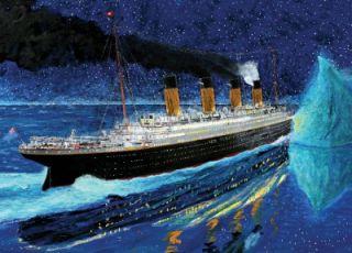 Masterpieces A Titanic Collision Jigsaw Puzzle 1000 PC