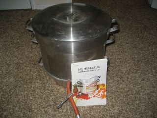 Maija Steam Juice Extractor Multi Purpose Steamer Cooker Juicer