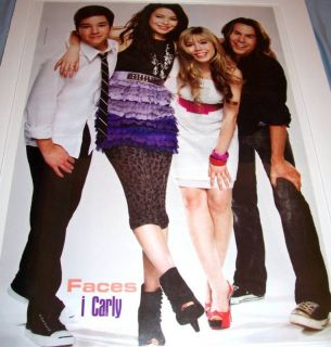 iCarly Nathan Kress Miranda Cosgrove Nick Jonas Posters