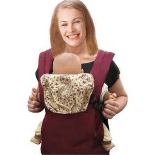 Cotton Front Back Baby Newborn Carrier Infant Comfort Backpack Sling
