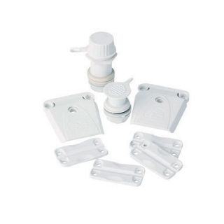 Corporation 20108 Universal Part Kit Cooler Ice Chest Parts