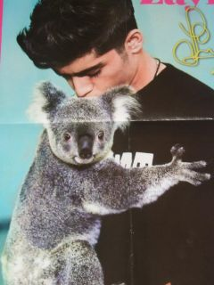 Up for sale is a BRAND NEW WALL POSTER of One Directions Zayn Malik