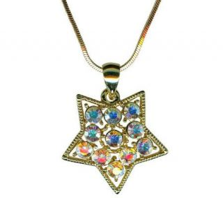 Kirks Folly Wishing Star Necklace —