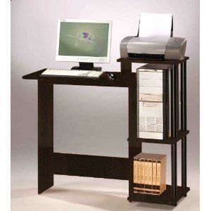 Furinno Home Office Compact Efficient Computer Laptop Study Desk Table
