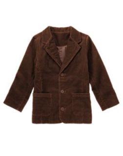 10 12 PREPPYSAURUS Brown Corduroy Jacket Blazer Coat