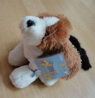 Webkinz Lil Kinz Basset Hound New with Unused Tag HS013 065810276083