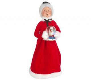 Byers Choice Santa or Mrs. Claus Collectible Keepsake —