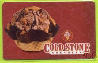 free cold stone creamery ice cream sundae 2009 gift card