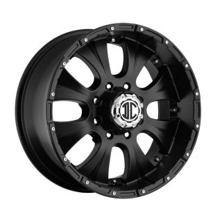 18 inch 2 Crave NX2 Wheels Nissan Ford Toyota Rims New Black