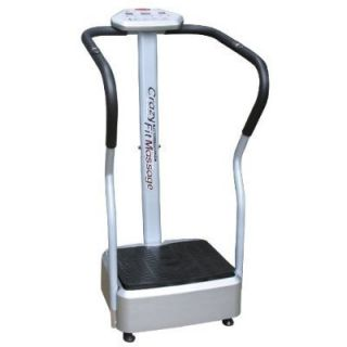 CRAZY FIT Whole Body Full Vibration Machine Plate Massage Massager