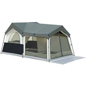 Ozark 2 Room Cabin Tent 15x10 Sleeps 10