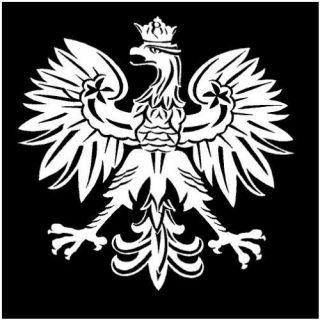 Vinyl Decal Polish Eagle Poland Symbol Country Fun Sticker