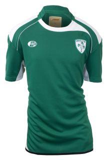 Croker Irish Ireland Performance Rugby Shirt Jersey Size M L XL 2XL