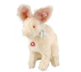 Steiff Limited Edition Henry Fancy Daisy 14 H Mohair Rabbit