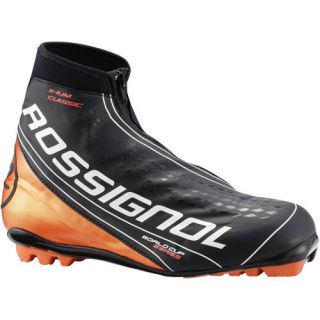 World Cup Classic XC Cross Country Ski Boots Black Solar 39 0