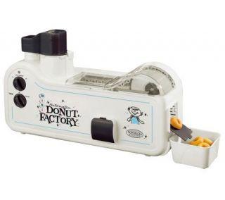 Nostalgia Electrics MDF 200 Automatic Mini Donut Factory   K299486