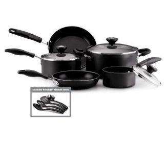 Farberware Superior Nonstick   12 Piece Set   Black   K132286